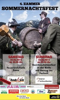 4. Zammer Sommernachtsfest