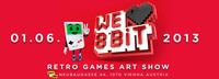 We love 8Bit - Retro Games Art Show@Burn Lab
