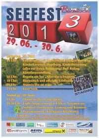 Seefest Bürmoos 2013@Bürmoos