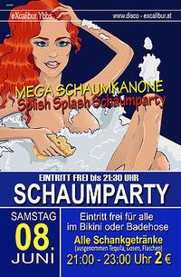 Schaumparty