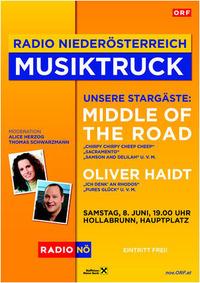 Radio Niederösterreich Musik Truck@Hauptplatz