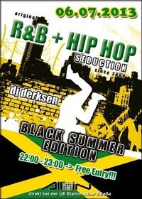 original Rnb + Hip Hop Seduction since 2009