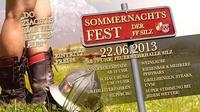 Sommernachtsfest FF Silz@FF-Haus