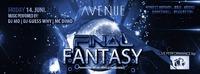 Final Fantasy@Club Avenue