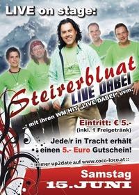 Steirerbluat Live