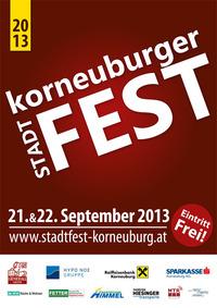 Stadtfest Korneuburg 2013@Hauptplatz