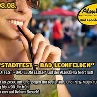 Stadtfest in Bad Leonfelden@Almkönig
