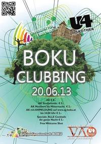 Vienna Academics pres. the ultimate BOKU Clubbing feat. DJ Tom Jack@U4