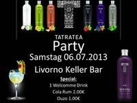 Tatratea@Livorno Kellerbar