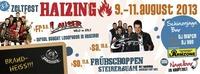Zeltfest Haizing 2013