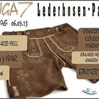 Henga 7 Lederhosen-Party@Kölblinger Parkplatz