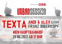 Urban Session@Wien Hauptbahnhof