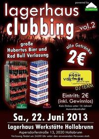 Lagerhaus Clubbing Vol. II