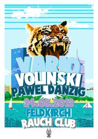 Vario Volinski@Rauch Club
