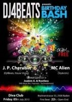 Dj4 Beats Birthday Bash