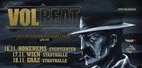 Volbeat@Stadthalle Graz