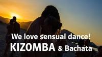 We love sensual dance! Kizomba and Bachata@Buddha Club Lounge