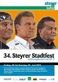 34. Steyrer Stadtfest