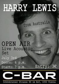 Harry Lewis - Live Acoustic Set@C-BAR