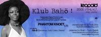 Klub Bahö 9 - Sommertextbühne@Café Leopold