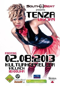 Southbeat presents Tenza on 2 Floors@Kulturhofkeller Villach