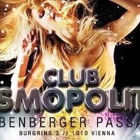 Club Cosmopolitan presents Dj El Amin & Dj Shane @Babenberger Passage