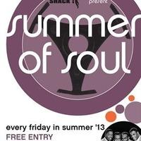 Summer Of Soul@Club U