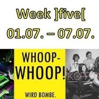 Citybeach 2013 - Woche 5 01.07. - 07.07