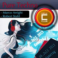 Pure Techno - Robert Stahl-marco Arrighi