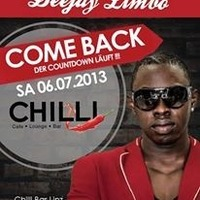 Deejay Limbo Back@Chilli Bar