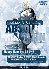 absolut Magazin
