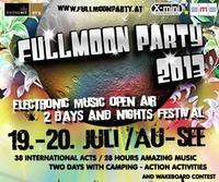 Fullmoonparty 2013 - Schönwetter Edition@Ausee