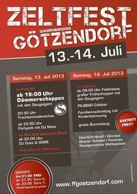 Zeltfest Götzendorf 2013