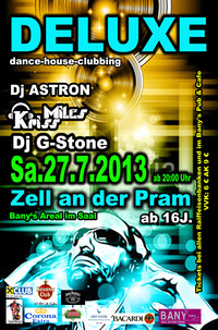 Deluxe dance-house-clubbing @Bany´s Pub