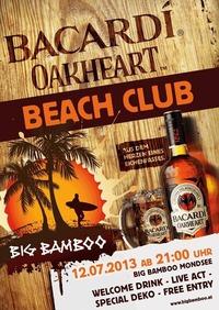 Bacardi Beach Club