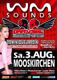WM-Ssounds Partytime Mooskirchen 2013@Festgelände FF Mooskirchen