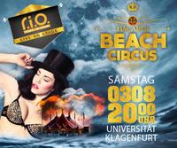 Bacardi Beach Circus 2013