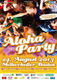 Aloha Party Summer 2013