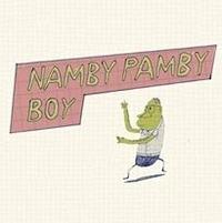 Live - Namby-Pamby-Boy@Badeschiff