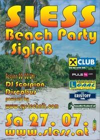 Sless Beachparty 2013