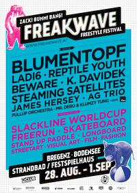Freakwave Festival 2013@Festspielhaus Bregenz