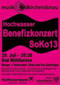 SoKo 13- Benefizveranstaltung@Gattringer vlg Berger