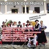 Tamburizza Poljanci / Wulkaprodersdorf@Cselley Mühle