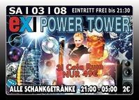 eXl Power Tower@Excalibur