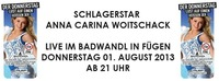 Schlagerstar Anna Carina Woitschack Live