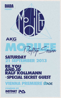 Mobilee Rooftop Session - Vienna Premiere@Vienna Tech Gate / Sky Stage