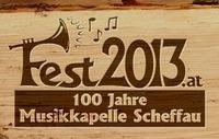 Bezirksmusikfest 100 Jahre Musikkapelle Scheffau@Liftparkplatz