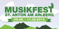 Musikfest St. Anton am Arlberg@Festzelt