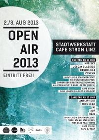 Stadtwerkstatt Open Air 2013