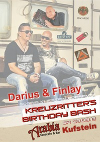 Kreuzritters Birthday-Bash